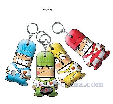 3D Keytag