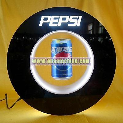 Magnetic Floating POP Display