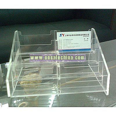 Acrylic Business Card Box