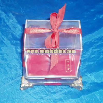 Acrylic Present Case