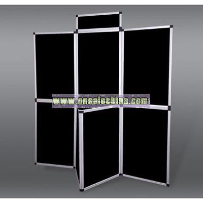 Portable Folded Panel