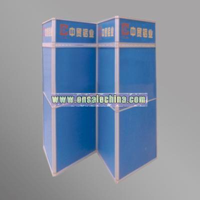 Aluminum Folded Panel