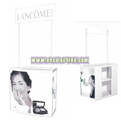 Plastic Promotion Counter