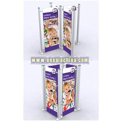 Aluminum Modular Exhibition Stand System