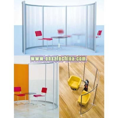 Transparent Screen Dividers