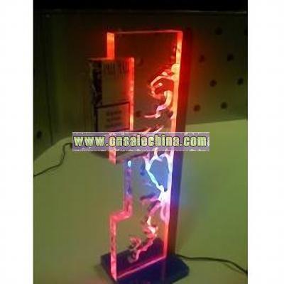 Light Acrylic Display