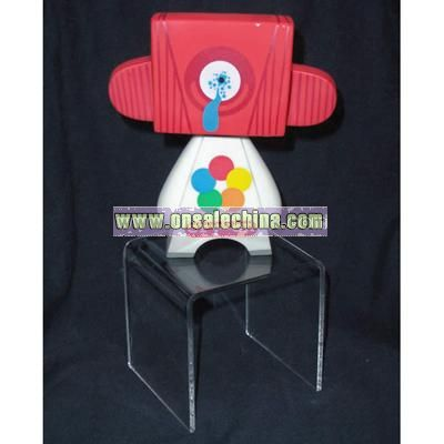 Acrylic Showing Stand