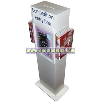 Competition Ticket Tower