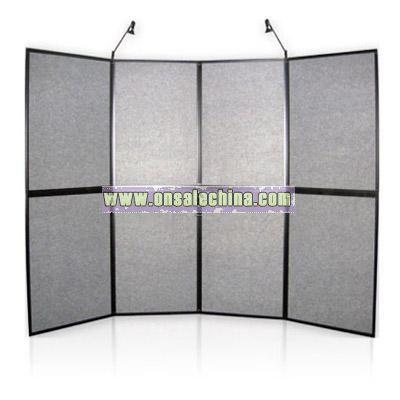 2500714 Panel Display,with fabric panel