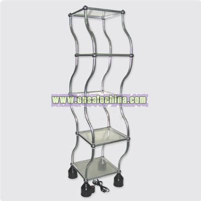 Sway Shape Display Shelf