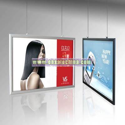 Advertising Poster Frame
