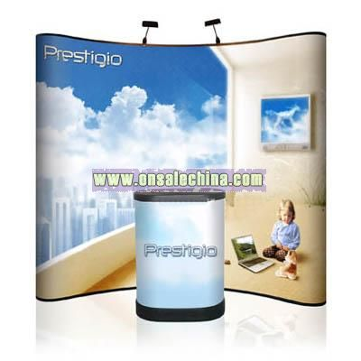 3500713 pop up display,with PVC panel