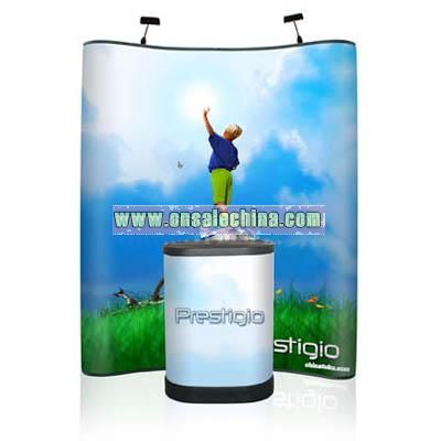 3500712 pop up display,with PVC panel