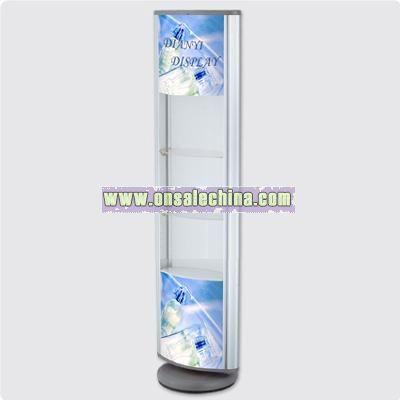 Lightbox Display Shelf