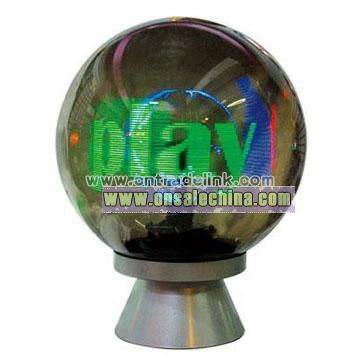 LED Advertising Globe