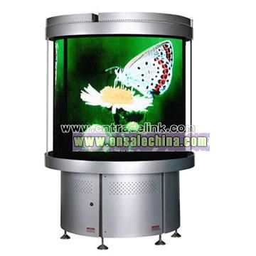 360 Degree LED Video Display
