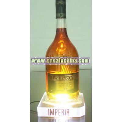 Acrylic Wine Display Rack