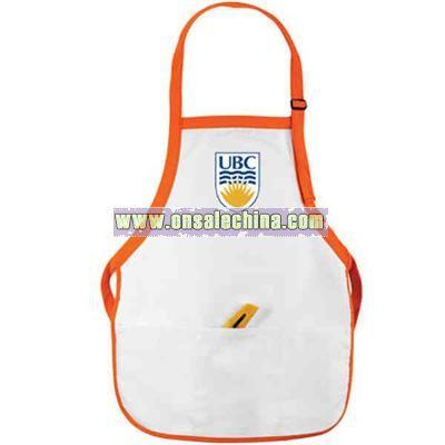 Silkscreen - Bib apron