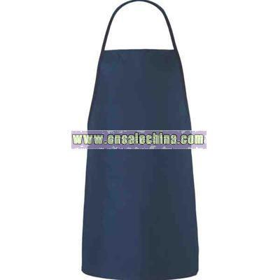 Signature color water repellent apron