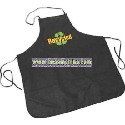 Recycled apron