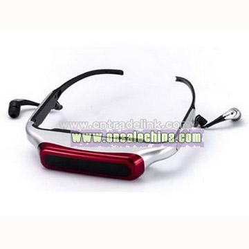 80 inch Video Glasses for 3D Movies