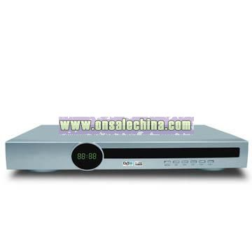 SD DVB-T MPEG-4 Receiver with USB PVR