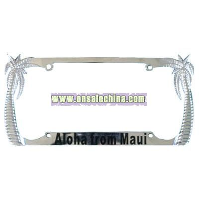 Auto License Plate Frames Wholesale China | Osc Wholesale