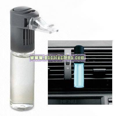 Car Vent Air Freshener with Adjustable Fragrance Intensity