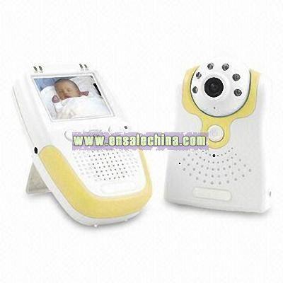 2.5'' LCD Display Baby Monitors
