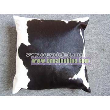 Baby Cowhide Cushion