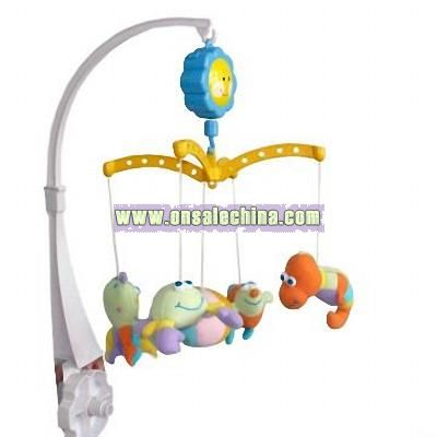 Baby Mobiles with Sea Animal Soft Toys