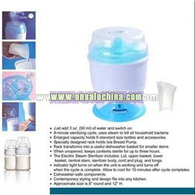 Baby Bottle Sterilizer
