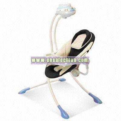 Electric Cradle Swing