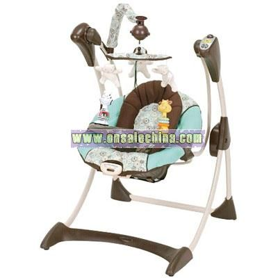 Baby Silhouette Infant Swing