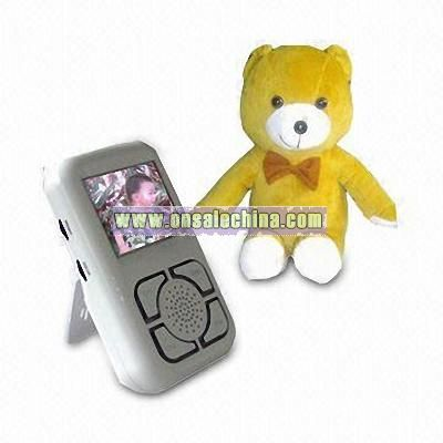 Bear Mini Camera with Built-in Rechargeable Li-battery
