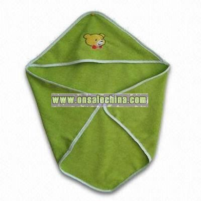 Microfiber Hooded-Baby Towel