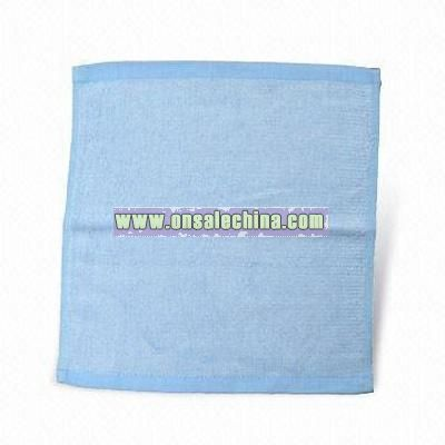 Bamboo Fiber and Cotton Baby Towel