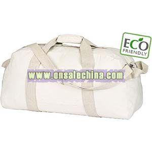 ORGANIC COTTON TRAVEL BAGS