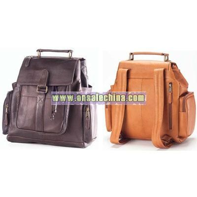 Leather Bags Urban Survival Backpack