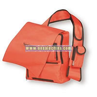 Square city bag