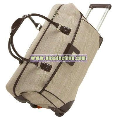 Wheeled City Bag