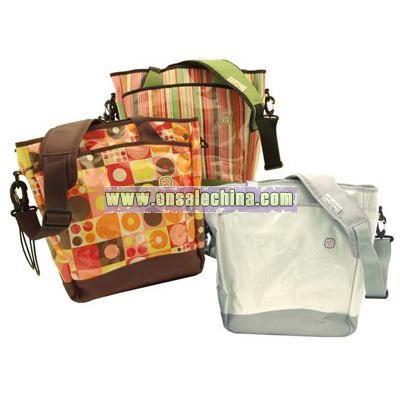 Fleurville Sling Tote Diaper Bag