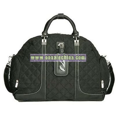 Sydney Love Quilted Collection Overnight Bag