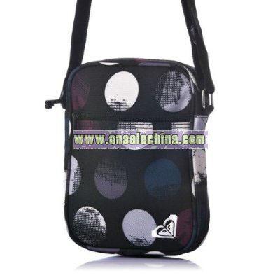 Roxy Festival Shoulder Bag - True Black