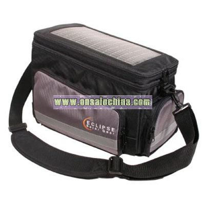 Solar Bicycle Trunk Bag