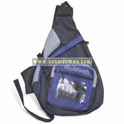 600D Polyester Triangle Bag
