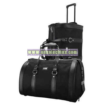 Large Interior Compartment Trolley Case