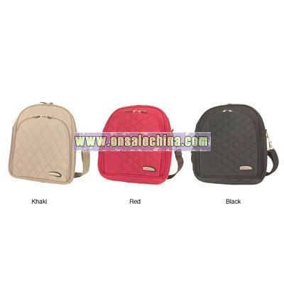 Travelon 2-compartment Expandable Shoulder Bag