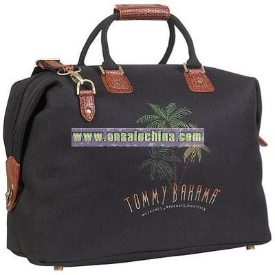 Luggage Essentials Embroidered City Bag