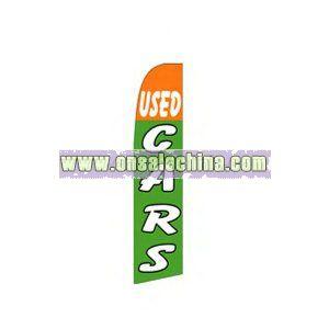 Flag Banner Flex Blade